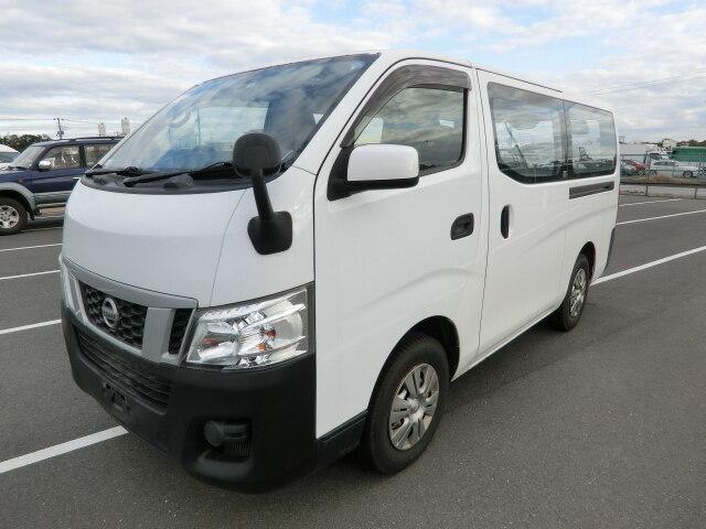 NISSAN / Caravan Van/ (LDF-VW6E26)