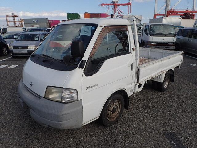 NISSAN / Vanette Truck (GC-SK82TN)