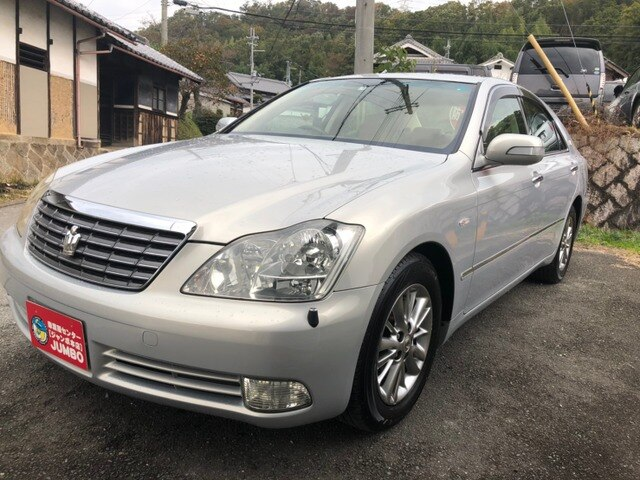 TOYOTA Crown]
