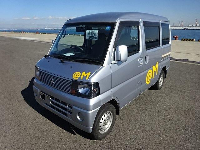 NISSAN / Clipper Van (GBD-U72V)