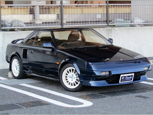TOYOTA / MR2 (E-AW11)
