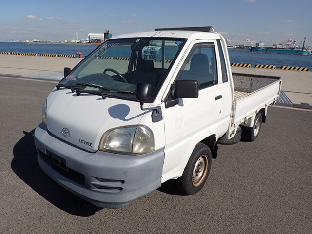 TOYOTA / Liteace Truck/ (GK-KM70)