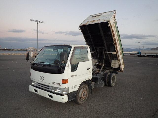 TOYOTA / Dyna Truck (KC-BU102D)