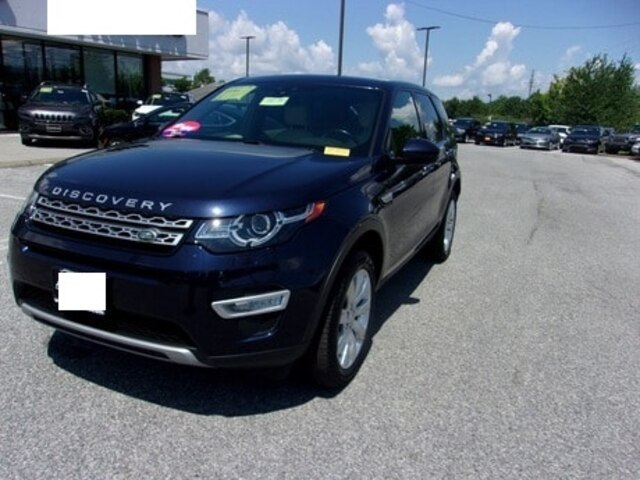 LAND ROVER / DISCOVERY SPORT (4Cyl)
