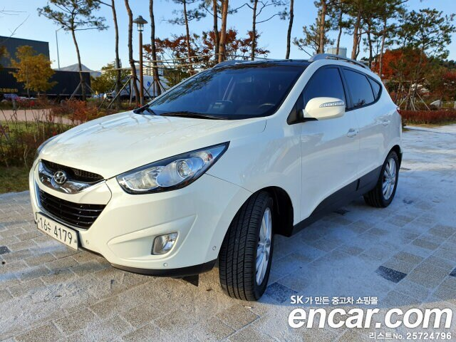 Used Cars Tucson >> Hyundai Tucson For Sale Used 2012 Year Model 89205km