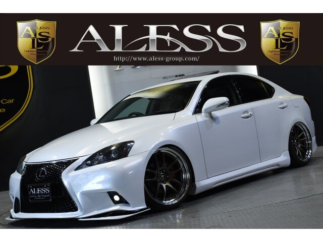 LEXUS / IS (DBA-GSE20)