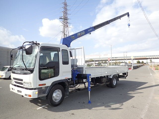 ISUZU / Forward (ADG-FRR90L3)