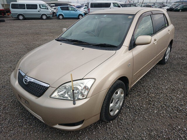 TOYOTA / Corolla Runx (UA-NZE121)