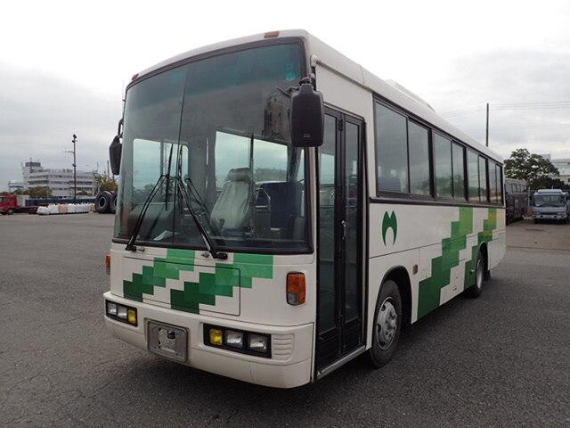 NISSAN / Civilian Bus/ (KC-RM250GAN)