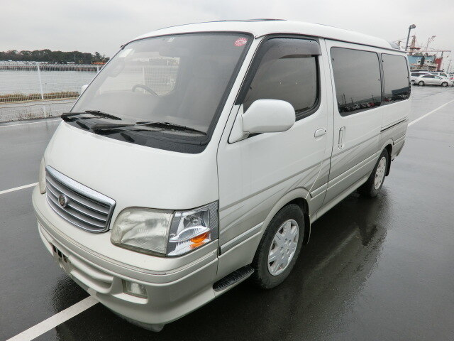 TOYOTA / Hiace Wagon/ (GF-RZH101G)