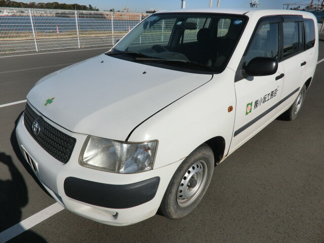 TOYOTA / Succeed Van (CBE-NCP51V)