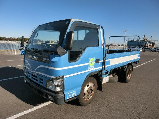 ISUZU / Elf Truck/ (PB-NKR81A)