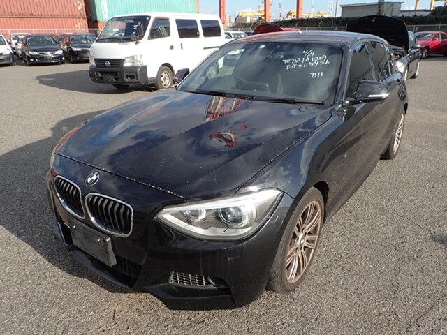 BMW / 1 Series/ (DBA-1A16)