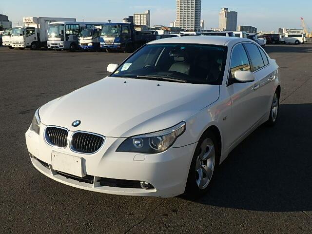 BMW 5 Series;