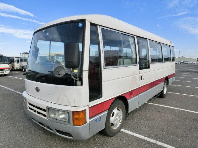 NISSAN / Civilian Bus/ (KC-RGW40)
