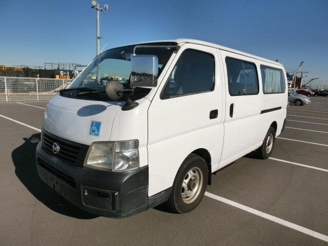 NISSAN Caravan Coach