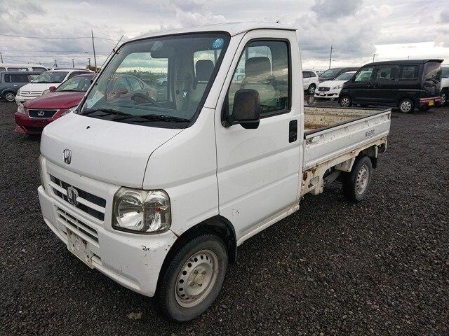 HONDA / Acty Truck (GBD-HA6)