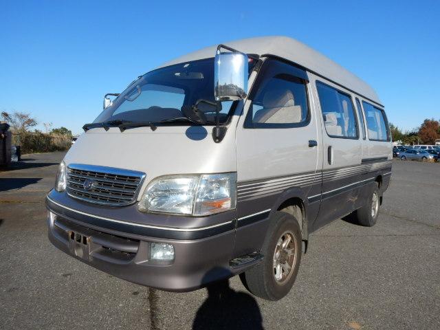TOYOTA / Hiace Wagon (KH-KZH120G)