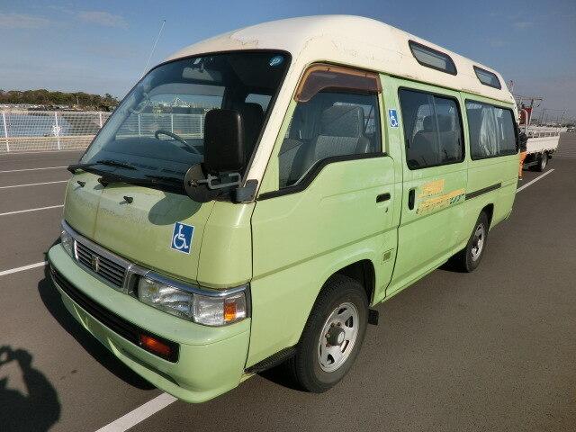 NISSAN Caravan Van;