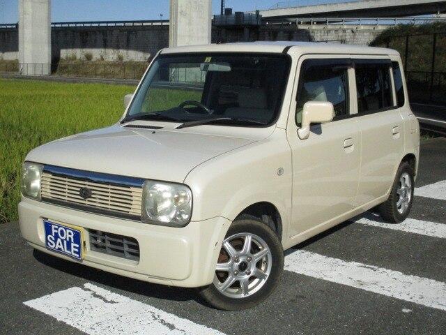 SUZUKI / Alto (CBA-HE21S)