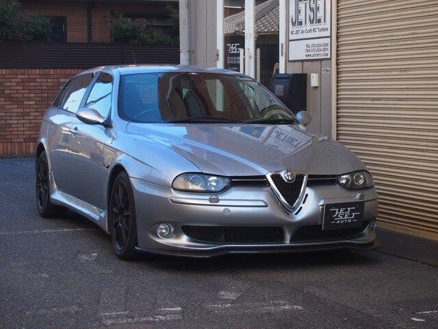 alfa romeo 156 sportwagon review