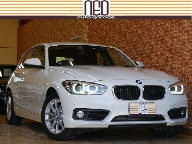 BMW / 1 Series (DBA-1R15)