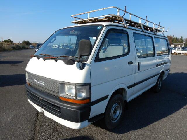TOYOTA / Hiace Van (U-LH113V)