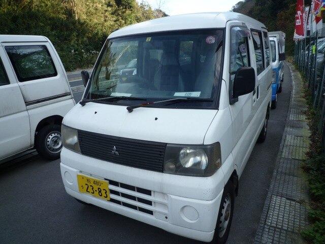 MITSUBISHI / Minicab Van (GD-U61V)