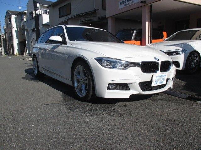 BMW / 3 Series (DBA-8A20)