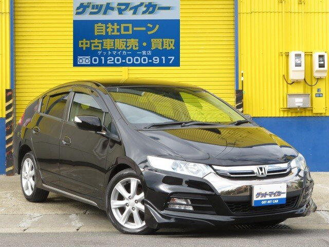 HONDA / Insight (DAA-ZE3)