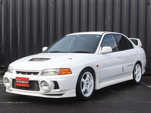 MITSUBISHI / Lancer Evolution (E-CN9A)