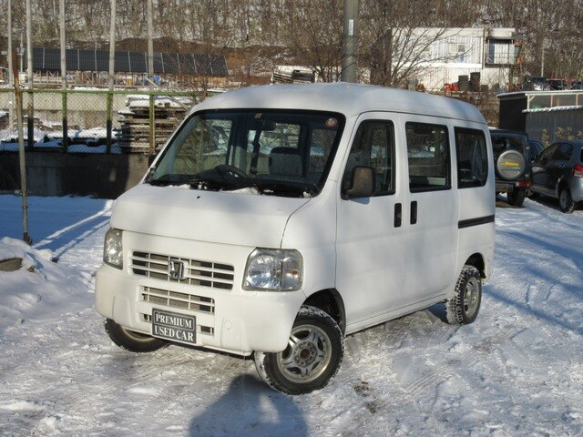HONDA / Acty Van (UE-HH6)