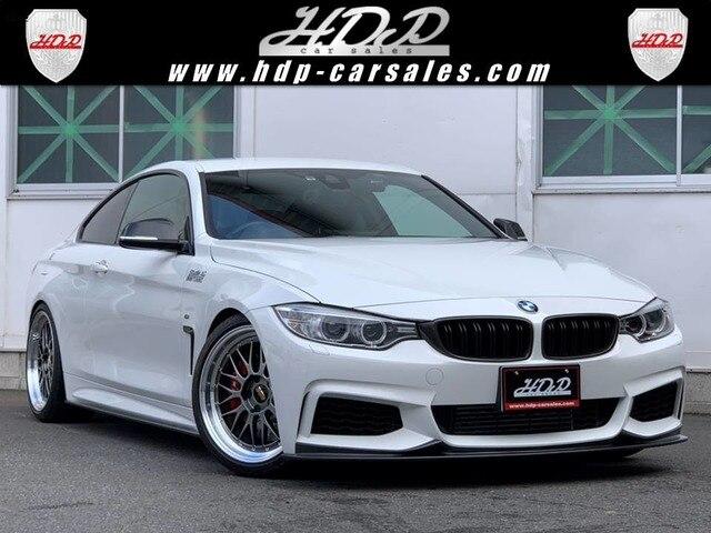 BMW / 4 Series (DBA-3N20)