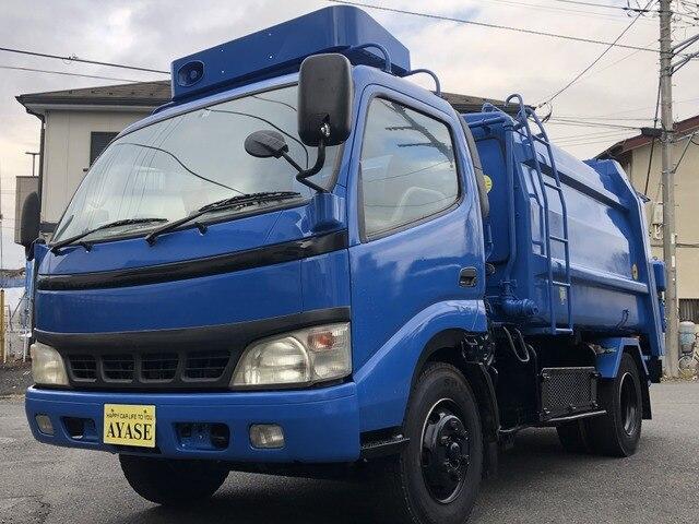 HINO / Dutro (PB-XZU404M)