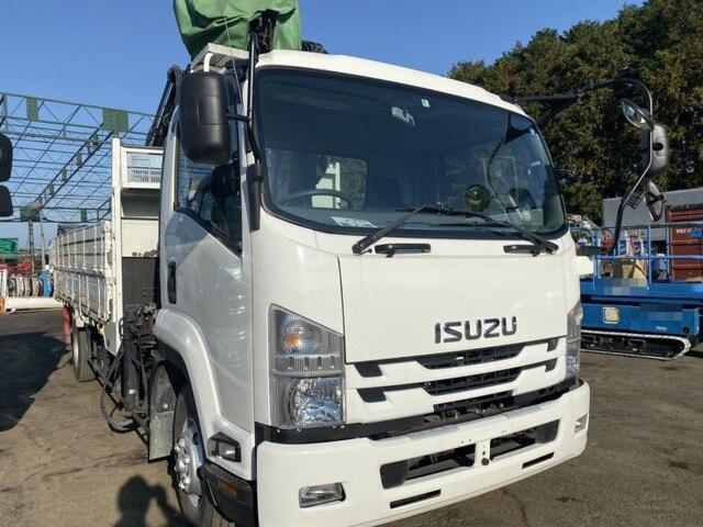 ISUZU / Forward (TKG-FRR90S2)