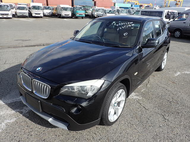 BMW / X1 (ABA-VL25)