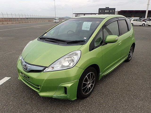 HONDA / Fit Hybrid (DAA-GP1)