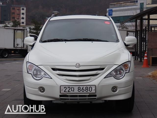 Ssangyong / Actyon (0)