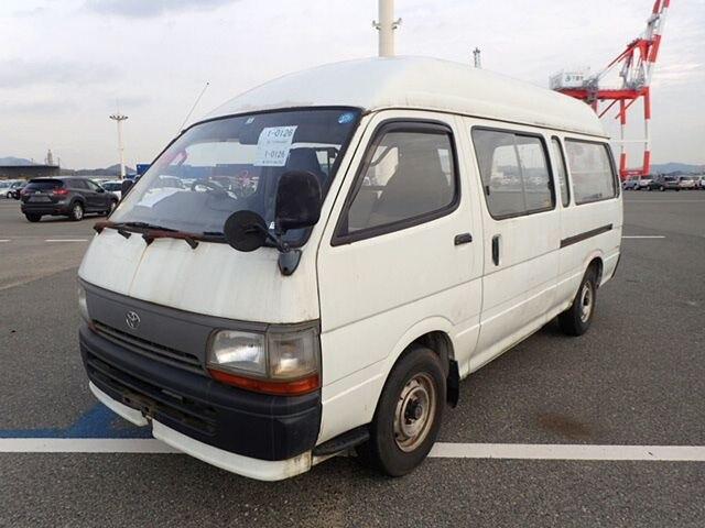 TOYOTA / Hiace Van (U-LH123V)