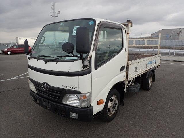 TOYOTA / Toyoace (BDG-XZU508)