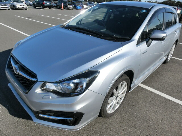 SUBARU / Impreza Sport Hybrid (DAA-GPE)