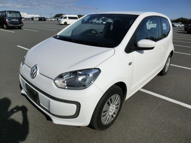 VOLKSWAGEN / up! (DBA-AACHY)