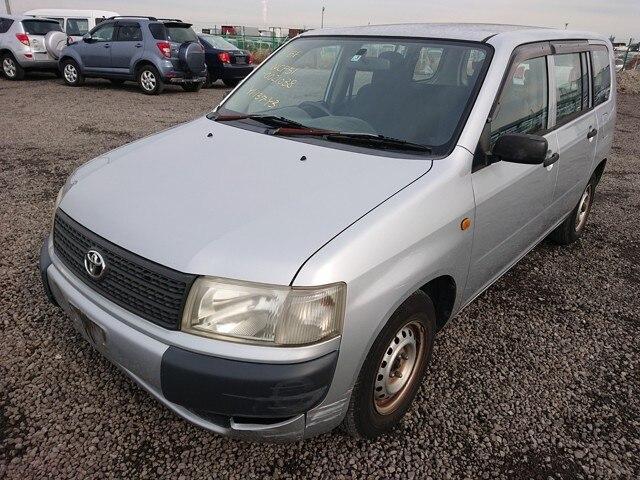 TOYOTA / Probox Van (UB-NCP51V)