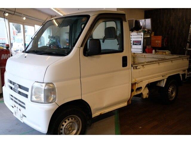 HONDA / Acty Truck (UE-HA6)