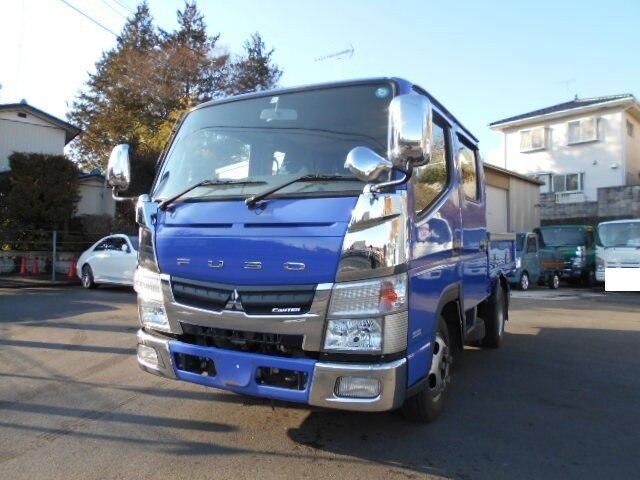 Mitsubishi Fuso / Canter (TKG-FBA20)