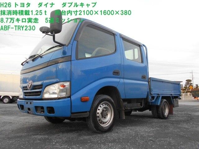 TOYOTA / Dyna Truck (ABF-TRY230)