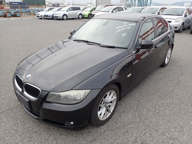 BMW / 3 Series (LBA-PG20)