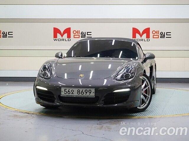 Porsche Boxster]