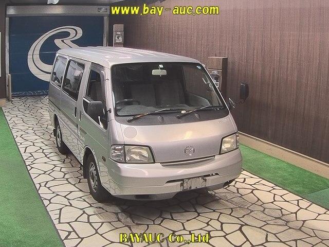 MAZDA / Bongo Van/ (TC-SK82V)