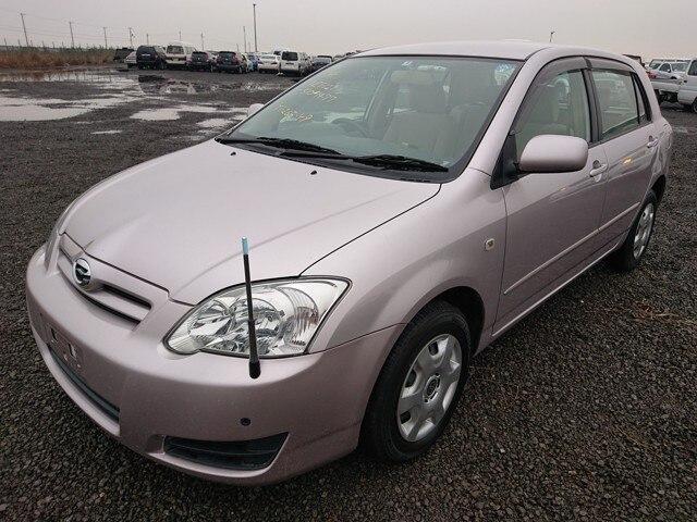 TOYOTA / Corolla Runx (DBA-NZE121)